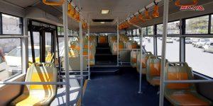 40 حافلة جديدة للنقل الداخلي بدمشق