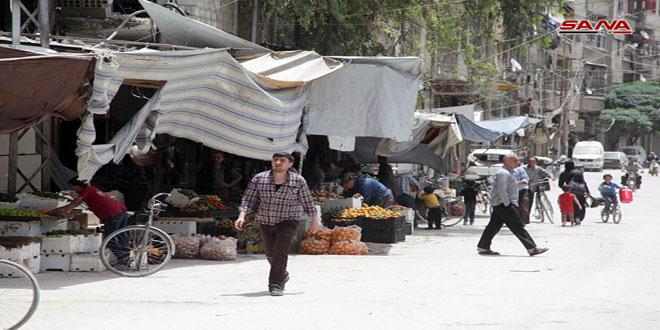 في عربين.. حياة جديدة تولد في أول رمضان دون إرهاب