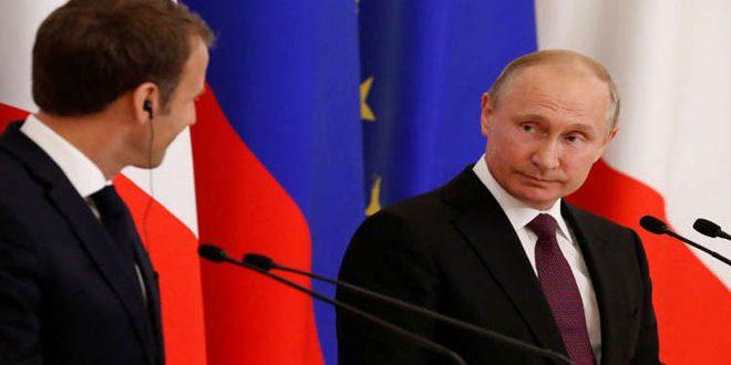 بوتين: سنساعد أوروبا بضمان الأمن للتخلص من تبعيتها لواشنطن
