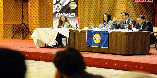 قرداحي: سورية أعطت درسا كيف يجب أن تكون العروبة بمفهومها الحضاري