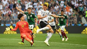 المكسيك تحقق المفاجأة بفوزها على ألمانيا في مونديال روسيا
