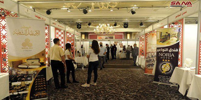 52 منشأة سياحية في معرض العطلات الصيفية برامج وعروض تشجيعية للجذب السياحي