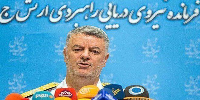قائد القوة البحرية الإيرانية: استخدام مضيق هرمز مرتبط بمصالحنا الوطنية