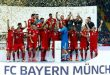 بايرن ميونيخ يحرز لقب كأس السوبر الألماني بفوزه على اينتراخت فرانكفورت