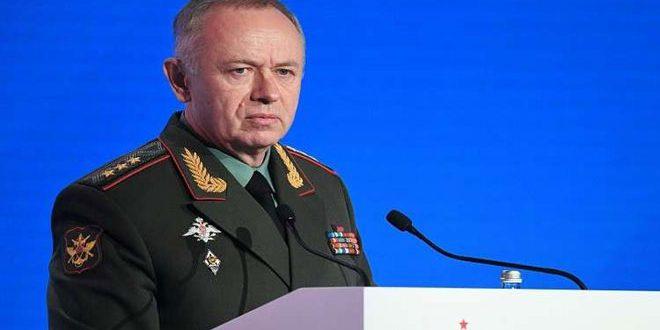 فومين يبحث مع سفير الاتحاد الأوروبي في موسكو الوضع في سورية