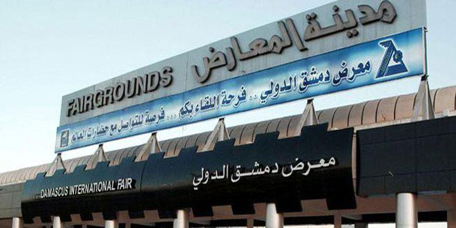 وزارة الكهرباء تحضر معروضاتها لمعرض دمشق الدولي