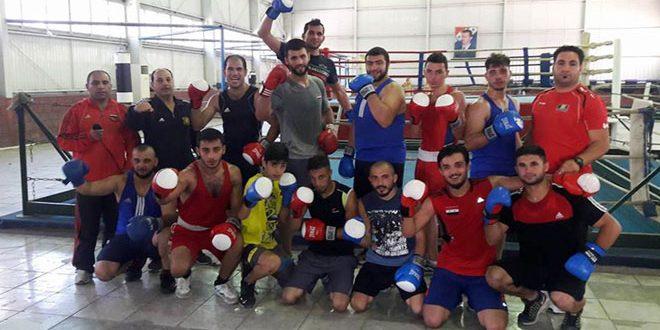 الملاكمة السورية بانتظار إنجاز خارجي جديد