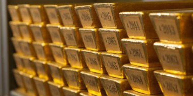 الذهب يسجل أدنى مستوى في أكثر من 18 شهراً مع صعود الدولار