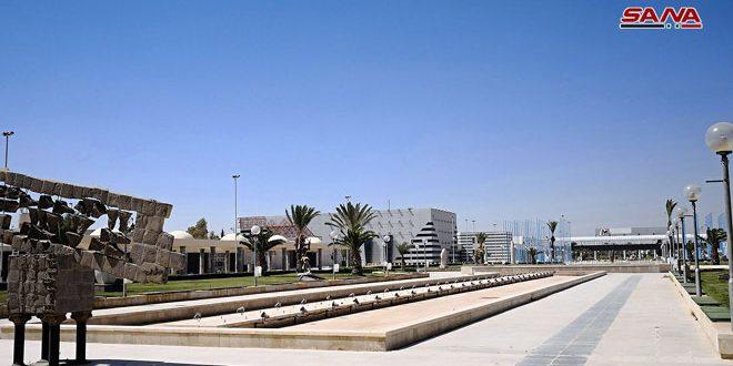 تطبيق إلكتروني جديد خاص بمعرض دمشق الدولي