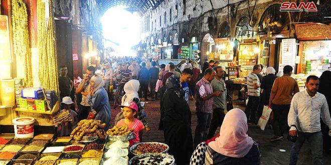 التجارة الداخلية: إجراءات لتأمين احتياجات المواطن وتشديد الرقابة على الأسواق