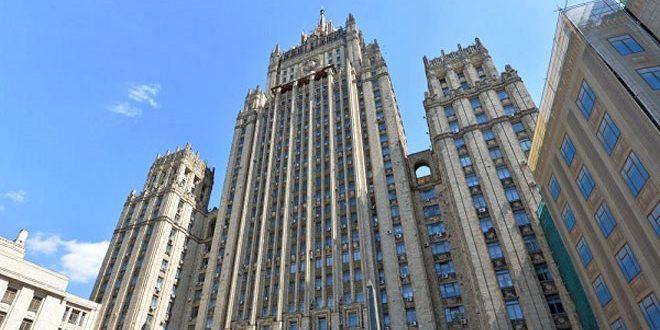 موسكو تدعو الاتحاد الأوروبي للعمل لإعادة المهجرين إلى سورية