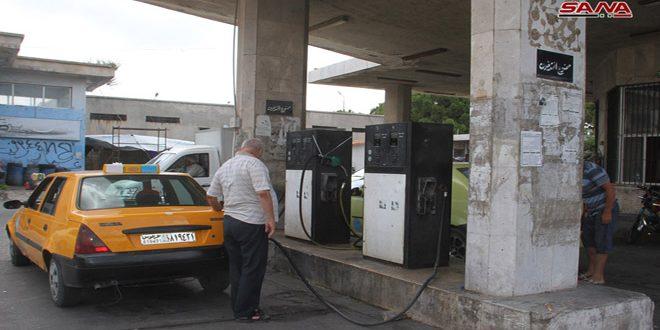الوزير غانم: أتمتة الآليات الحكومية ومحطات الوقود حققت وفورات وصلت إلى 10 مليارات ليرة