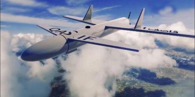 سلاح الجو المسير في الجيش اليمني يستهدف مركز قيادة لتحالف العدوان السعودي في الساحل الغربي