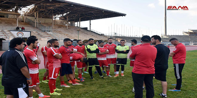 رئيس نادي الوثبة: طموحنا تحقيق أحد المراكز الثلاثة الأولى في الدوري الممتاز لكرة القدم 