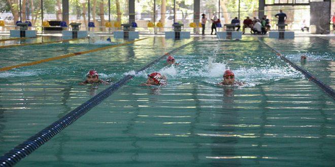 تألق لسباحي اللاذقية في بطولة الجمهورية