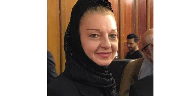 نادين خوري: المرأة السورية أظهرت للعالم قوتها ومساهمتها في بناء الوطن