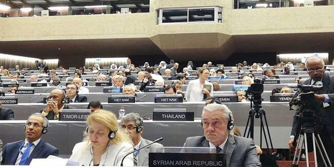 وفد مجلس الشعب يتابع مشاركته في اجتماعات الاتحاد البرلماني الدولي