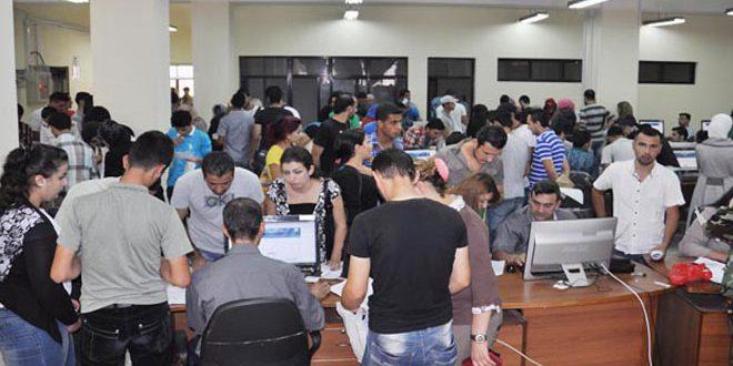 جامعة دمشق تحدد موعد قبول طلبات التقدم لمفاضلة التعليم المفتوح
