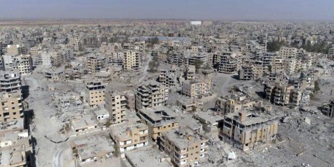 """العفو الدولية تنتقد إنكار """"التحالف"""" لجرائمه في الرقة"""
