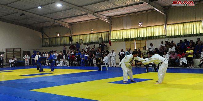 بمشاركة 125 لاعباً… اختتام بطولة الجمهورية للجودو