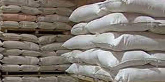 ضبط أكثر من 5 أطنان من الدقيق التمويني المخالف في مخبز كفرنانبريف حمص