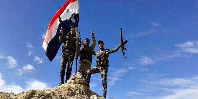 قوى وأحزاب وطنية لبنانية وفلسطينية: سورية انتصرت على الإرهاب