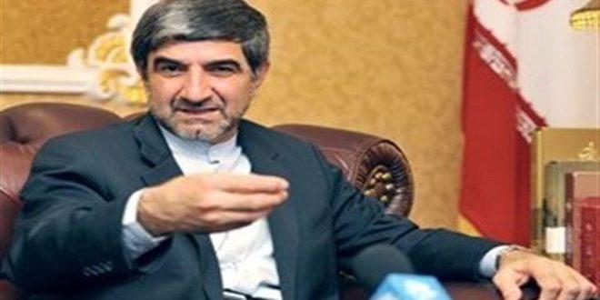 سفير إيران بلبنان:انتصارات سورية على الإرهاب لصالح محور المقاومة