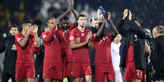 بولندا تتراجع إلى الدرجة الثانية بتعادلها مع البرتغال