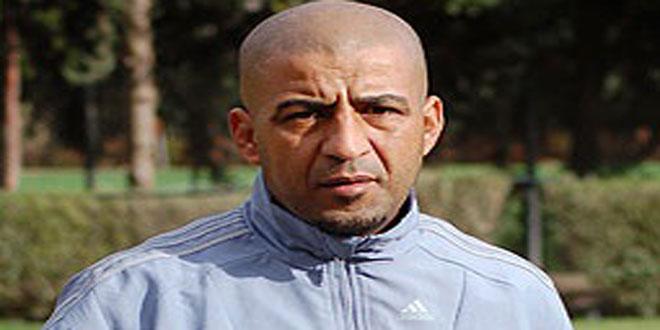 محمد شديد مدرباً جديداً لفريق حطين بكرة القدم