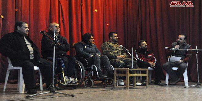 (من أنا) قصص نجاح يرويها أشخاص من ذوي الإعاقة