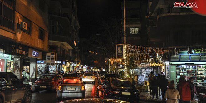 تكثيف الرقابة على الأسواق مع اقتراب أعياد الميلاد ورأس السنة