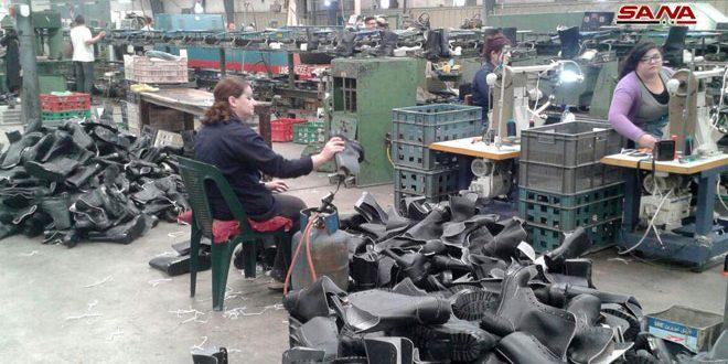 762ر2 مليار ليرة مبيعات شركة الأحذية والأرباح تتجاوز الـ300 مليون