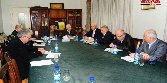 لجنة دعم الشعب الفلسطيني تندد بالعدوان الإسرائيلي على المنطقة الجنوبية