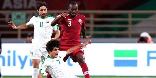 قطر تفوز على العراق في كأس آسيا وتبلغ ربع النهائي