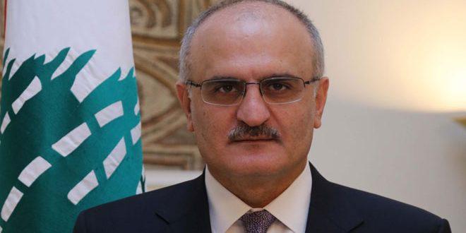 خليل: تطوير العلاقات مع سورية في مصلحة لبنان