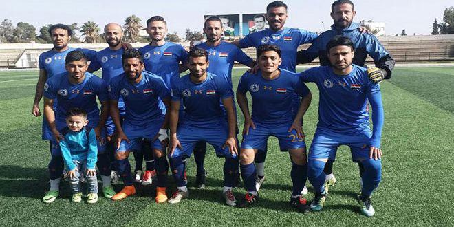 فريق الفتوة يتأهل إلى الدوري الممتاز لكرة القدم