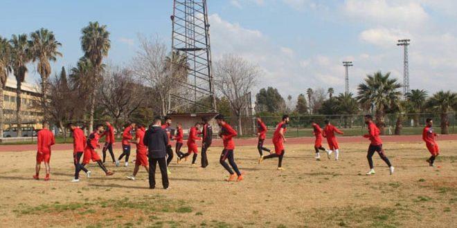 الجيش والاتحاد يفتتحان منافساتهما بكأس الاتحاد الآسيوي لكرة القدم