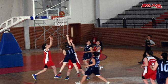 محردة يتغلب على كفربهم في دوري السيدات بكرة السلة