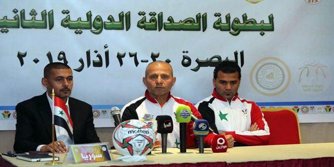 ابراهيم: مباراتنا مع الأردن بدورة الصداقة لها حساباتها وباب المنتخب مفتوح للأفضل