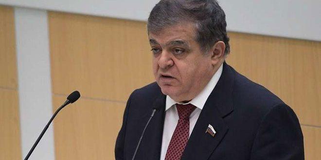 برلمانيان روسيان: واشنطن لا تريد الاستقرار في سورية والمنطقة