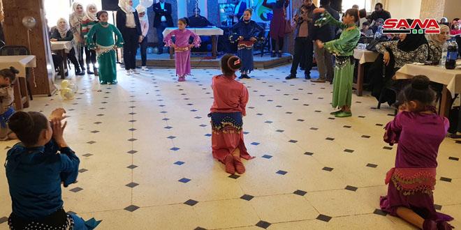 أنشطة وفعاليات متنوعة بمناسبة عيدي الأم والمعلم