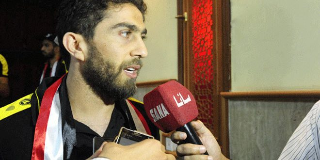 فراس الخطيب يعود إلى قائمة منتخب سورية لكرة القدم