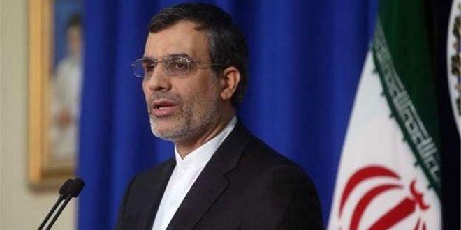 طهران: على جميع قوات الاحتلال الخروج من الأراضي السورية