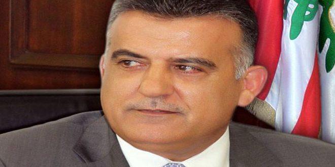 إبراهيم: عودة المهجرين السوريين يتم بالتنسيق مع الدولة السورية