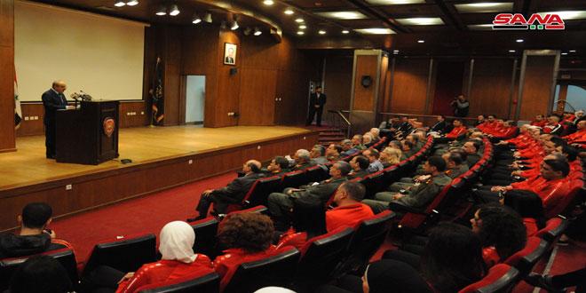 الداخلية تكرم الفائزين بالمراكز الأولى محلياً وعربياً وقارياً من الاتحاد الرياضي للشرطة
