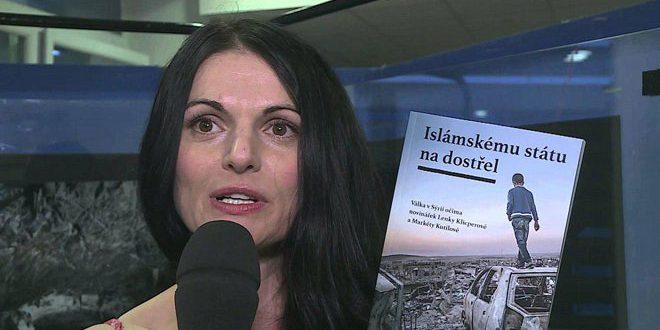 صحفية تشيكية: نظام أردوغان مستمر بدعم الإرهابيين في سورية