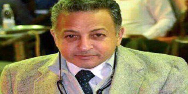 سياسي مصري: سورية حافظت على المنطقة بتصديها للإرهاب
