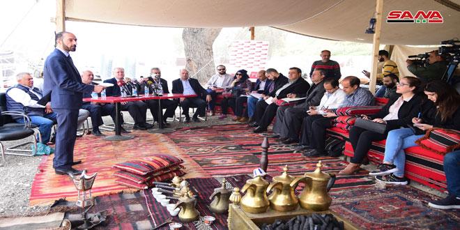 مشاركة دولية مرتقبة في مهرجان الشام الدولي للجواد العربي