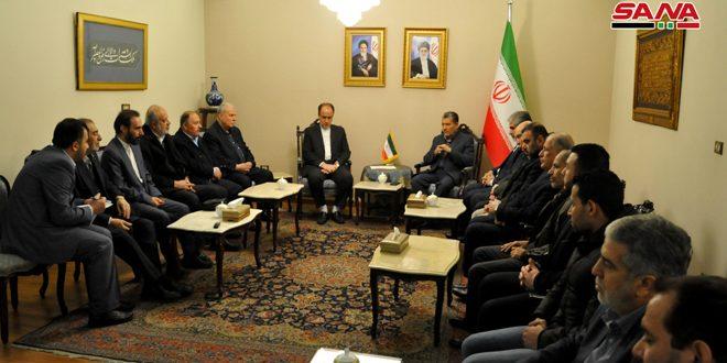 لجنة الصداقة الإيرانية الفلسطينية: الوحدة بين قوى المقاومة يجعلها أكثر قوة