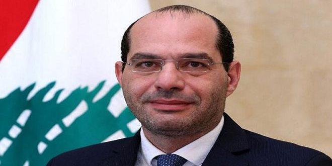مراد يدعو للتنسيق مع الحكومة السورية لتعزيز العلاقات الاقتصادية